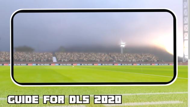 GUIDE for:Dream Winner League Soccer Dls 2020 screenshot 4