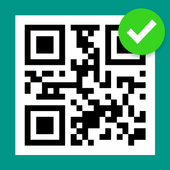 Icona QR & Barcode Scanner - QR Code Reader, QR Scanner