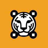 빠른 응답 코드 생성기 | QR TIGER | 제작자 | QRTIGER 아이콘