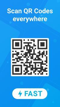 FREE QR Code Scanner, Barcode Scanner poster
