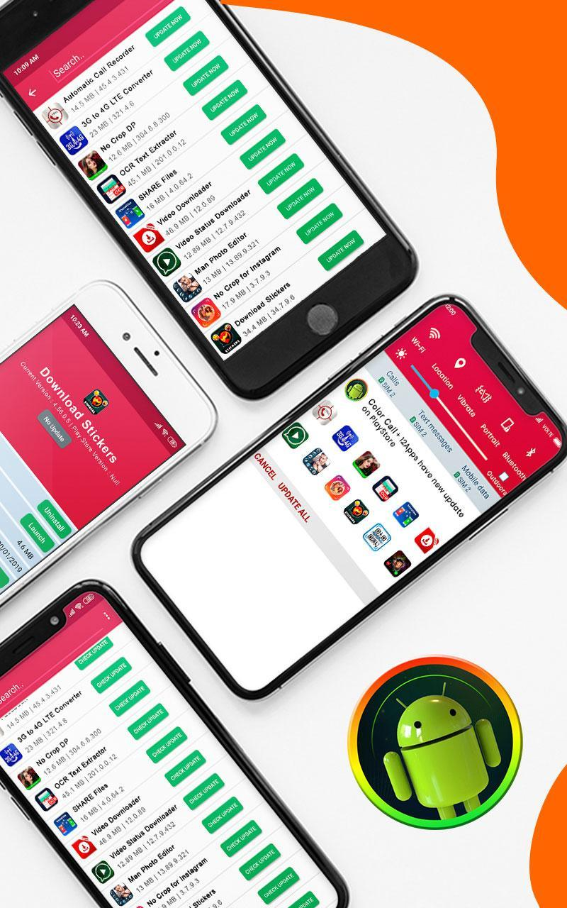 Update Software 2019 - Update Apps & Game for Android - APK