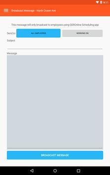QSROnline Managing screenshot 11