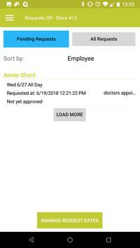 QSROnline Managing screenshot 5
