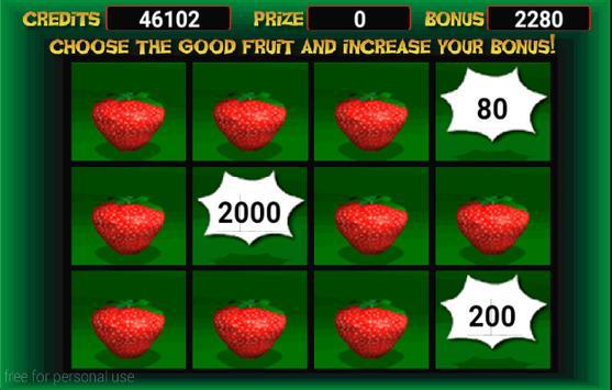 Slot Machine Halloween Lite screenshot 4