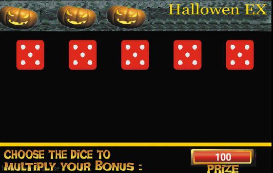 Slot Machine Halloween Lite screenshot 5