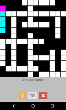 English Crossword screenshot 2