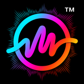 MBit Music™: Particle.ly Video Status Maker icono