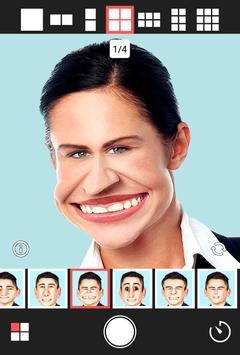 Face Warp: Photo Booth screenshot 1