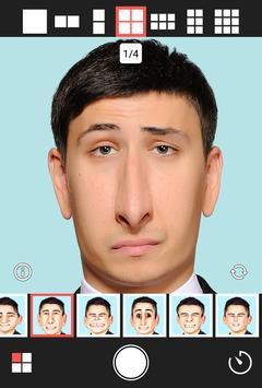 Face Warp: Photo Booth screenshot 2