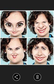 Face Warp: Photo Booth screenshot 4