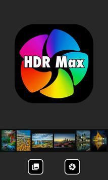 Poster HDR Max