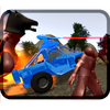 Death Racing 3D: Zombie Chaos Territory-icoon
