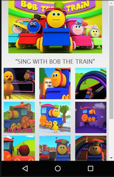 Sing With Bob The Train poster