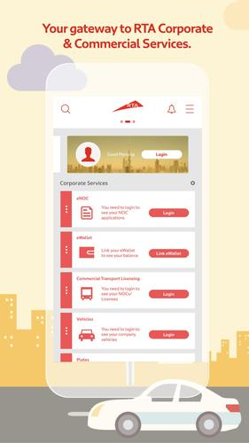 RTA Corporate Services for Android - APK Download