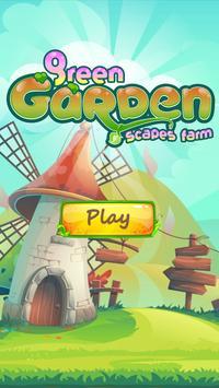 Green Garden : Scapes Farm Cartaz