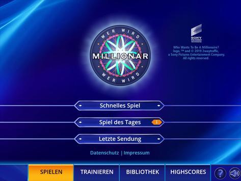 Wer wird Millionär? Trainingslager screenshot 13