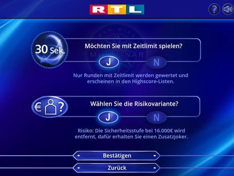Wer wird Millionär? Trainingslager screenshot 16