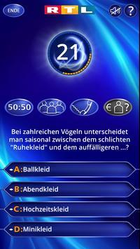 Wer wird Millionär? Trainingslager screenshot 1