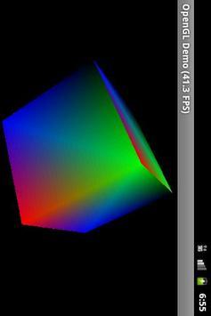 OpenGL ES 1.0 Demo poster