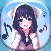 Anime Ringtones and Message Tones icon