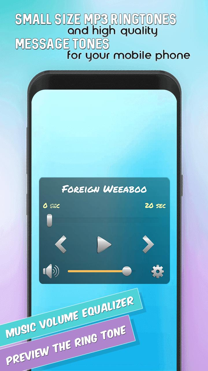 Anime Ringtones and Message Tones for Android - APK Download