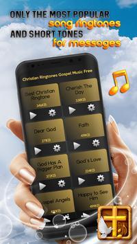 Tonos De Llamada De Musica Cristiana Gratis captura de pantalla 1