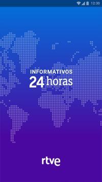 RTVE Informativos 24 Horas poster