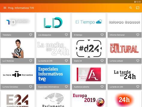 RTVE Noticias imagem de tela 19