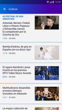 RTVE Informativos 24 Horas screenshot 2