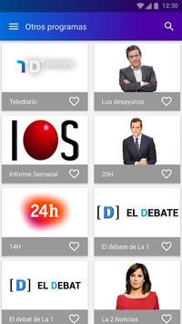 RTVE Informativos 24 Horas screenshot 4