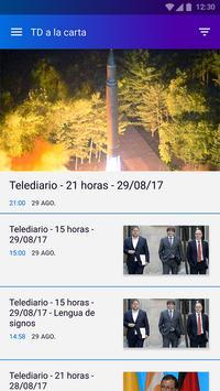 RTVE Informativos 24 Horas screenshot 5