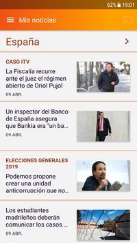 RTVE Noticias imagem de tela 6