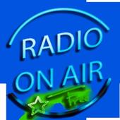 Radio On Air free-icoon