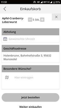 Metzgerei Ruckdeschel screenshot 3