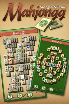 Mahjong Solitaire Free पोस्टर