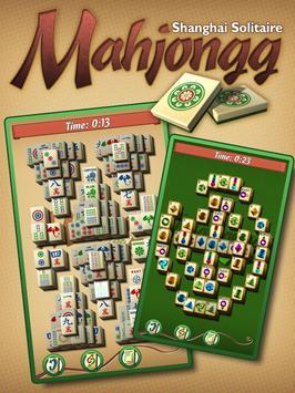 Mahjong Solitaire Free स्क्रीनशॉट 10