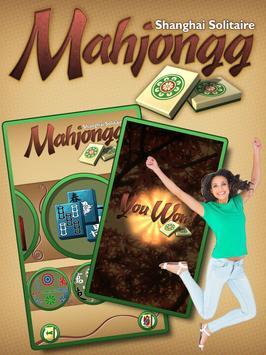Mahjong Solitaire Free स्क्रीनशॉट 14