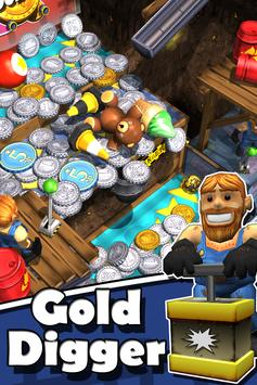 3 Schermata Goldrush Coin Falls