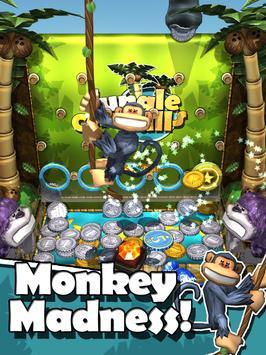 Jungle Coin Falls screenshot 11