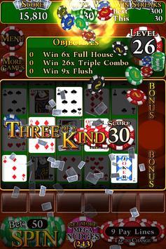 Poker Slots स्क्रीनशॉट 1