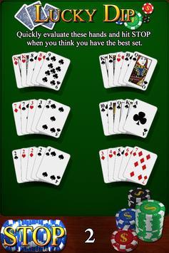 Poker Slots स्क्रीनशॉट 3