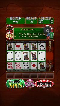 Poker Slots स्क्रीनशॉट 6