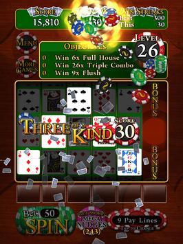 Poker Slots स्क्रीनशॉट 7