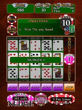 Poker Slots स्क्रीनशॉट 8