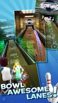 Strike Master Bowling - Free स्क्रीनशॉट 1