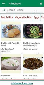 Rubina Recipes screenshot 3