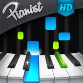 Pianist HD : Piano + simgesi