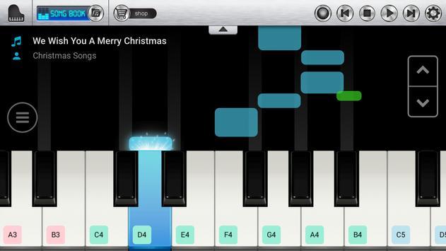 Pianist HD : Piano + Ekran Görüntüsü 6
