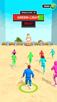 Survival Arena 3D poster