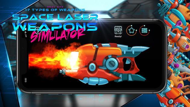 Space laser weapons blaster simulator screenshot 6